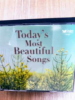 Today's most beautiful songs (set of 5 CDs)