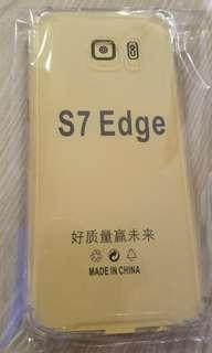 Samsung S7 Edge 保護套 厚身 四角防撞