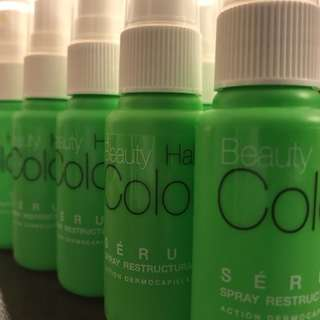 Hair Color Restructuring Serum Spray