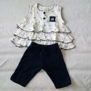 Baju setelan bayi