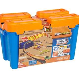 Hotwheel Track Builder starter kit