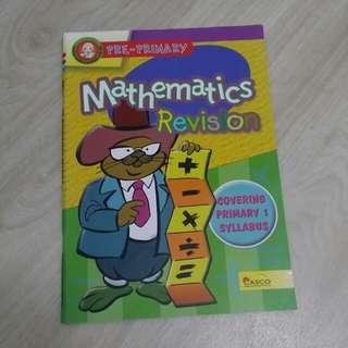Pre Primary Mathematics Math Revision