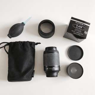 Nikon Lenses / Accessories