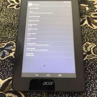 Acer tablet B1_730
