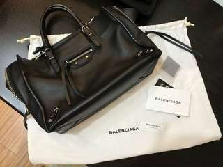 Balenciaga papier A6 zip around