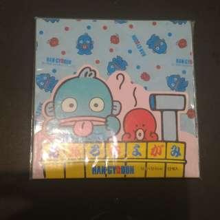 Hangyodon 摺紙 (非賣品)