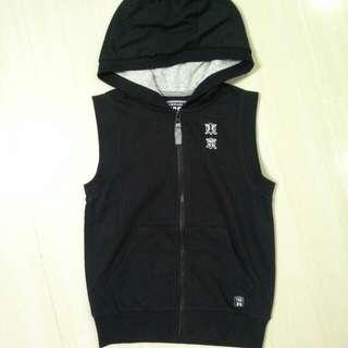 Brand NEW Boys Hooded Vest