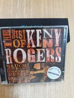 The best of Kenny Rogers (set of 2 CDs)