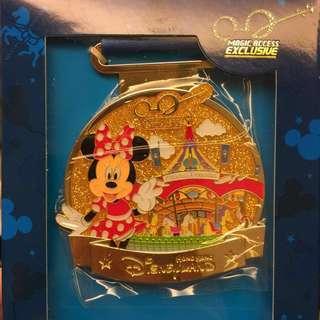全新迪士尼掛頸襟章