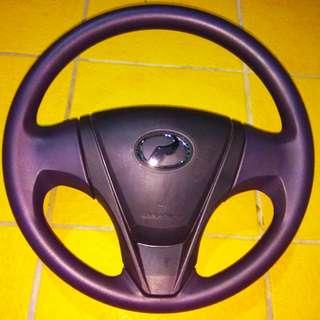 Steering Perodua Axia