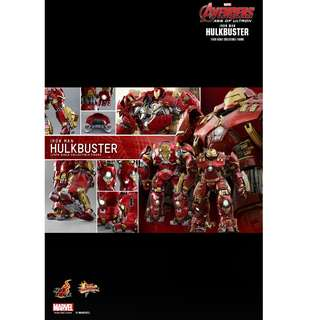 Hot Toys Iron Man Mark 44 Hulkbuster