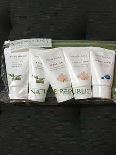 Nature Republic Travel Pack