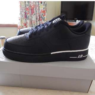 Nike Air Force 1 mens shoes, size 9 US, brand new in box