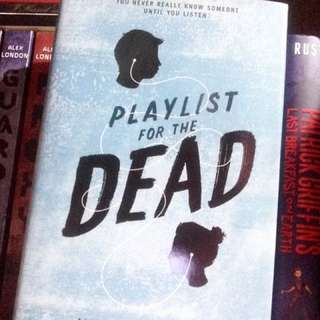 Playlist for the Dead (hardbound)