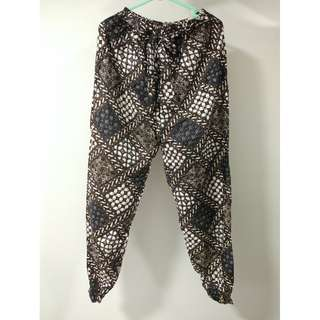 Women Batik Pants (Pattern 2)