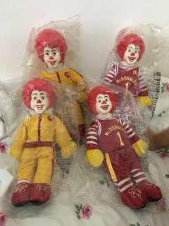 Rare McDonald's doll