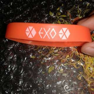 [READY STOCK] EXO WHRISTBAND
