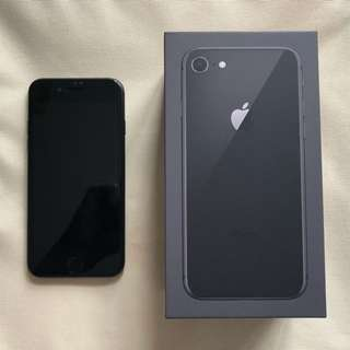 iPhone 8 64GB Space Grey 99% New