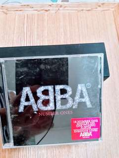 Abba number ones