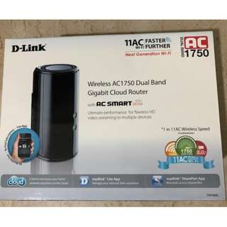 Wireless AC 1750 Duel Band Gigbit Cloud Router