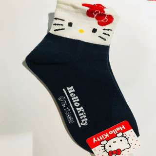 Sanrio Hello Kitty Women's Crew Socks