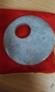 古玉件直径5.4cm