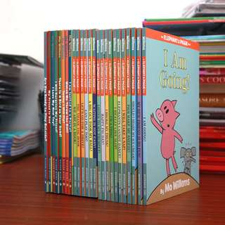 Mo Willems 25 Book Collection Set