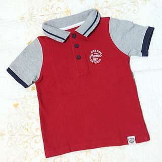 Polo gor Kids 3T