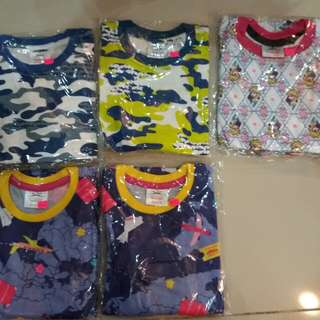 Pyjamas for Kids from 6m-6yrs