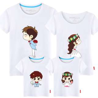 Family / Couple T-Shirts – Bridal