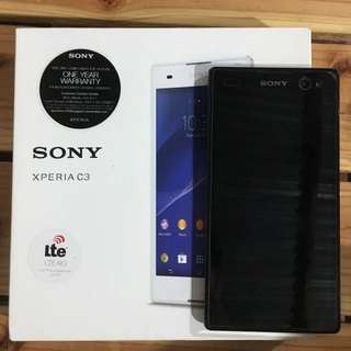 Selfie expert of Sony, Sony Experia C3. Own an Experia now !