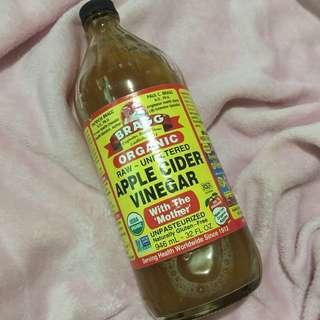 Bragg's Apple Cider Vinegar 💛