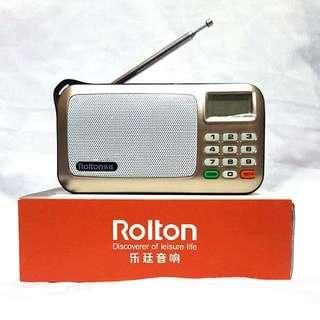 BNIB MP3 Multi Radio Free Delivery