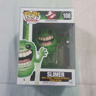 Legit Brand New With Box Funko Pop Movies Ghostbusters Slimer Toy Figure