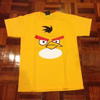 ANGRYBIRD tee (sexual)