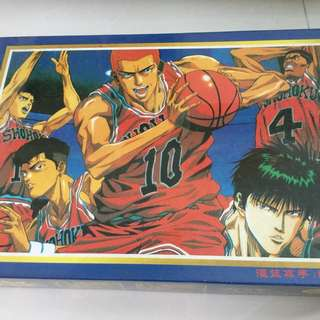 Slam dunk 1000 pieces jigsaw puzzle