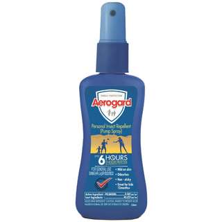 [Aerogard] Odourless Personal Insect Repellent - 6HRs Protection *BN*