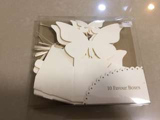 Butterfly Gift Boxes (mothercare)