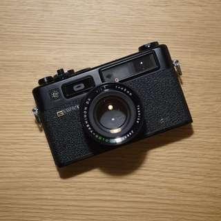 Yashica Electro 35 GS Film Camera Rangefinder