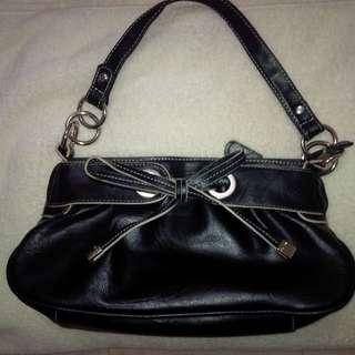 NEXT shoulder bag kulit preloved original