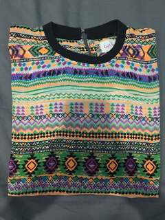 GAUDI Tribal Long Sleeve