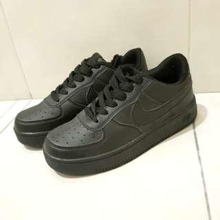 Nike Air Force Black #hot80