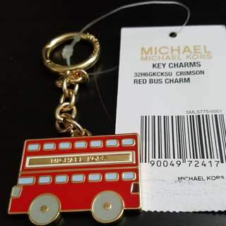 Authentic Michael Kors Key Chain new with tags
