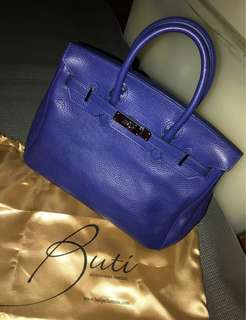 TeddyBlake Caty size 12 royal blue