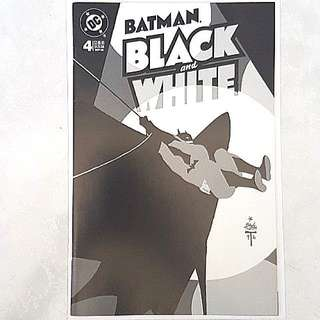 DC Comics Batman Black and White 2 Near Mint Condition Brian Bolland Art