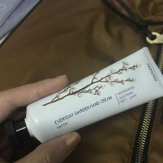 mumuso hand cream lotion