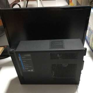 Acer Aspire AX3950 Desktop with 23 Inches Monitor