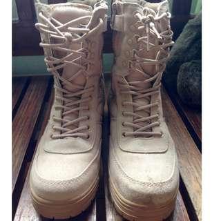 Original SWAT Beige Boots