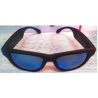 骨感傳聲藍牙太陽眼鏡 (Conductive Sunglass)- 適合戶外運動, 跑步, 踏單車及駕駛之用.