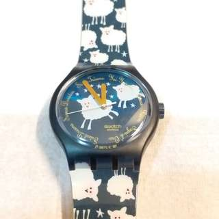 瑞士Swatch手表